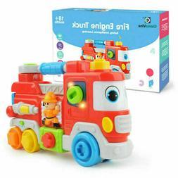 1:16 Fire Engine Truck Learning Sound Educational Developmen