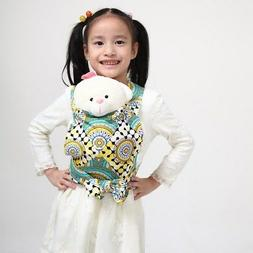 1 Baby Doll Carrier Mei Tai Sling Kids Toy Toddler Birthday