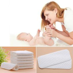 10pcs/lot baby diaper Bamboo Eco Cotton disposable diapers n