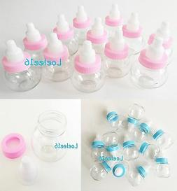 12 Fillable Bottle Baby Shower Favors Decoration Keepsake Pl