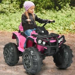 12V High-end Kids ATV 4 Wheeler Ride On Car Toys & Accessori