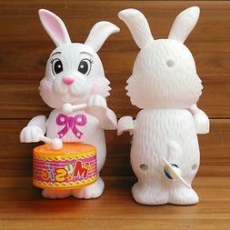 1PC Fashion Baby Boy Girls Rabbit Drum Educational Developme