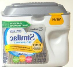 1X Similac Pro-Advance Infant Formula Immune Support 23.2 Oz