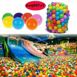 20/50/100Pcs Ocean Ball Plastic Colorful Balls Baby Pit Swim