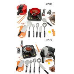 21Pcs/Set Kitchen Utensils Cookware Tool Toddler Girls Baby