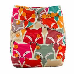 29 Styles Digital Printed Baby Diapers for Unisex Toddler Cu