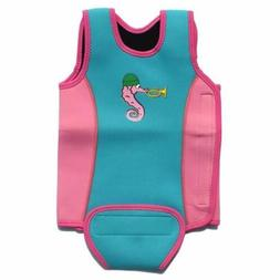 2MM Neoprene Diving Clothing Baby Child Wetsuit Swimming Ves