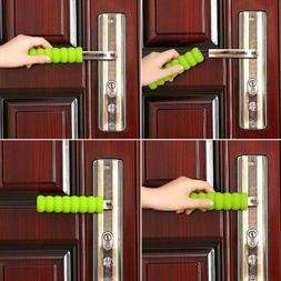 2pcs Anti-Collision Home Door Handle Knob Cushion Protective