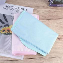 2pcs Baby Changing Pad Waterproof Double-sided Absorbent Dia