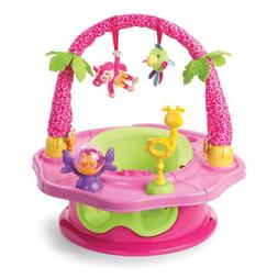 Summer Infant 3-Stage SuperSeat Deluxe Giggles Island Positi