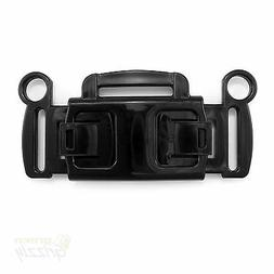 3 way plastic buckle for baby stroller and chairs repair for