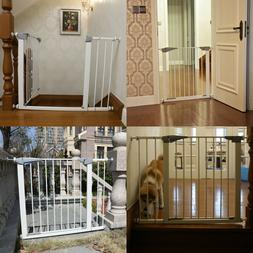 """30"""" Tall Safety Gate Baby Toddler Indoor Security Walk Throu"""