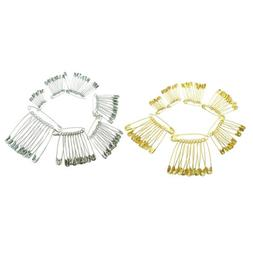 350pcs 7 Sizes Durable Safety Pins Sewing Accessories For Ba