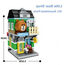 3D Shop Assembled Toys for Kids Children Toddlers Preschool