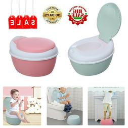 3in1Potty Training Toilet Seat Baby Portable Toddler Chair K