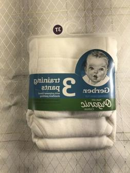Gerber 3pk Unisex Boy Girl Toddler Training Pants Underwear
