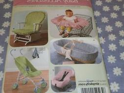 SIMPLICITY 4636 BABY ACCESSORIES CAR SEAT STROLLER SHOP  COV