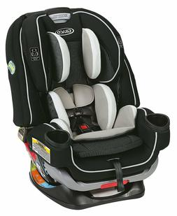 Graco 4Ever Extend2Fit All in One Convertible Car Seat, Clov