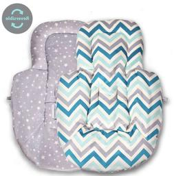 4Moms Reversible Newborn Head Support Insert For Mamaroo Inf