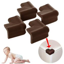 4PC Soft Foam Edge Corner Bumpers Furniture Protector Baby P