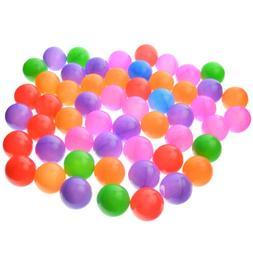 500X Baby Kid Pit Toy Game Swim Pool Soft Plastic Ocean Ball