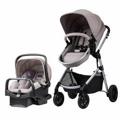 Evenflo Pivot Modular Travel System Stroller, Car Seat, and