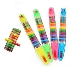 5PC 20Color Painting Crayon Kids Art Pastel Pen Child Educat