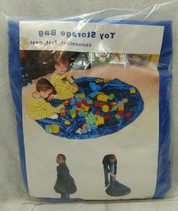 """60"""" Large Portable Kids Toy Play Mat/Storage Bag All in One"""