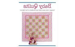 LEISURE ARTS 6576 BABY QUILTS BK