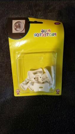 8 Pcs/Set Socket Cap 2/3 Holes Electric Plug Protector Baby