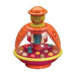 B. toys – Poppitoppy – Ball Popper Toy Tumble Top – Sp