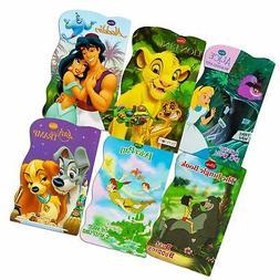 Baby Toddler Beginnings Board Books Super Set Of 6 Aladdin T