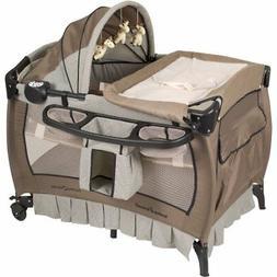 Baby Trend - Nursery Center Playard, Deluxe Havenwood