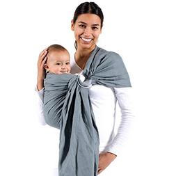 Beco Baby Carrier - Ring - Sling Carrier in Cloud