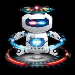 Dancing Walking Toys For Boys Robot Kids Toddler 2 3 4 5 6 7