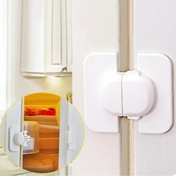 Kids Child Baby Safety Door Lock Proof Cupboard Fridge Cabin
