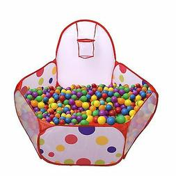 Mudder Kids Ball Pit Playpen Toddler Play Tent Sea Ball Pool