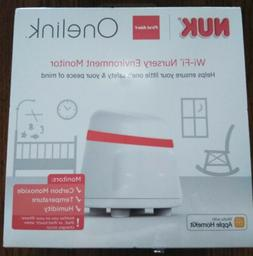 NUK First Alert Onelink Wi-Fi Nursery Environment Monitor Ne