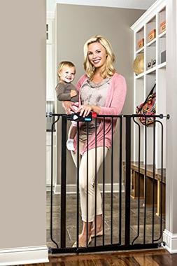 Regalo Easy Step Extra Tall Walk Thru Gate, Bonus Kit, Inclu