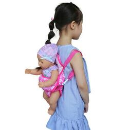 Accessories Baby Carrier Girl Education Kids Doll Backpack G