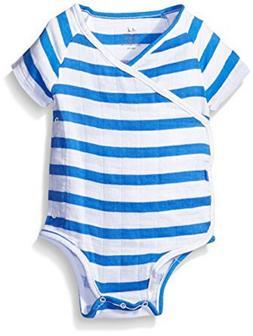 aden + anais Baby Long Sleeve Kimono Body Suit, 9-12 Months