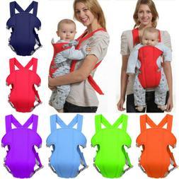Adjustable Infant Carrier Baby Sling Breastfeeding Wrap Back