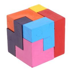 Babies Painting Crayons Creative Magic Cube Shaped Drawing W