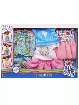 """Baby Alive Mix n Match Outfits Clothes for 12-14"""" Dolls NEW"""