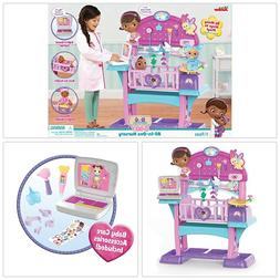 Doc McStuffins Baby All In One Nursery Toy TV Movie Characte