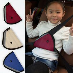 Baby And Kids Car Safety Cover Strap Adjuster Pad Harness Se