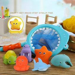 Baby Bath Plastic Animal Toy Floating Toys for Toddlers Tub