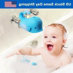 Baby Bath Spout Cover Faucet Protector Bathroom Bathtub Sili