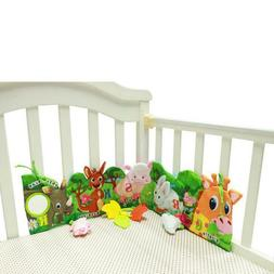 Baby Beds Animal Around Hanging Toys Strollers Soft Mobile A