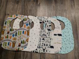 Handmade Baby Bibs Large - Many Cute Prints to choose from